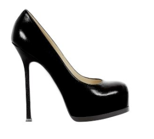 The Heels to Die For: YSL Pumps
