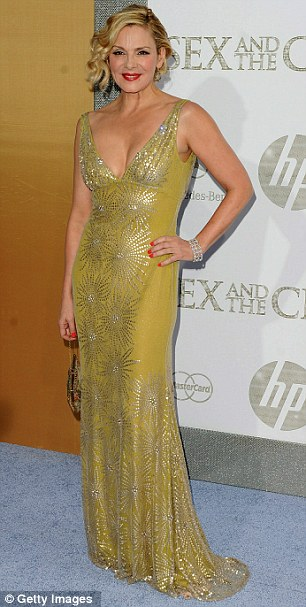 Kim Cattrall at the NYC Premiere of 'Sex and the City 2'