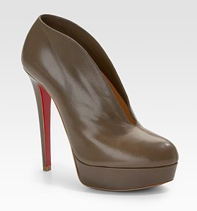 Christian Louboutin Miss Fast Ankle Boots