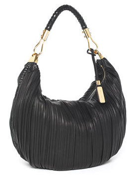 Michael Kors Skorpios Pleated Hobo