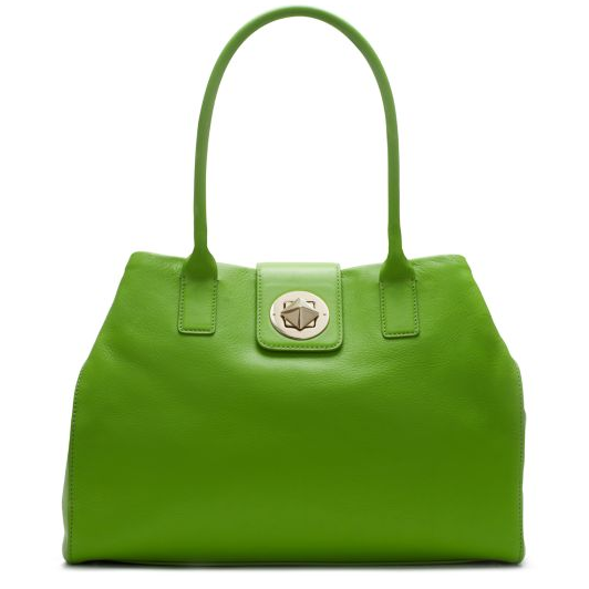 Kate Spade Chrystie Street Large Anisha in Vine