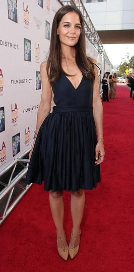 Katie Holmes Los Angeles Film festival